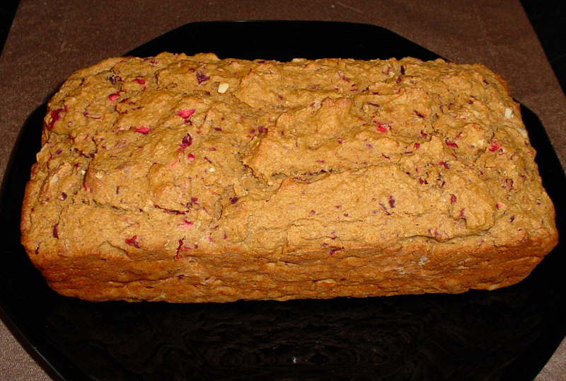 Cranberry-Orange-Nut-Bread
