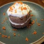 Microwave Carrot Cake in a Cup