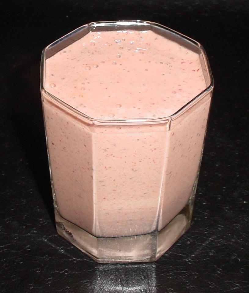 Chia-Seed-Milkshake