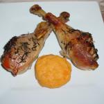 Crockpot Turkey Legs