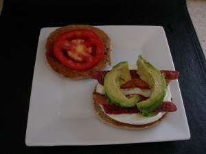 Quick and Easy Breakfast Sandwich