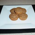 Cinnamon Peach Muffins