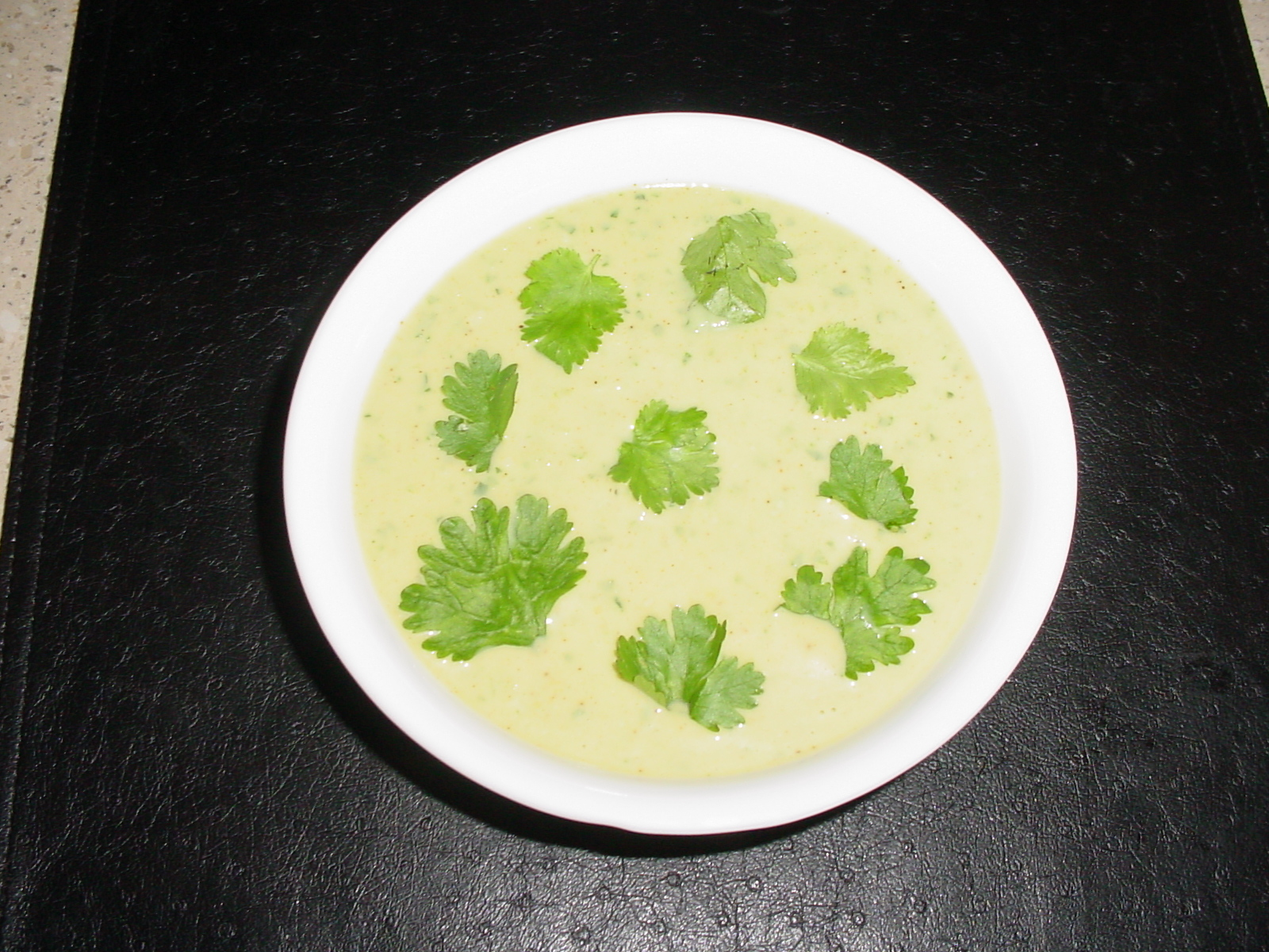 Avacado Soup